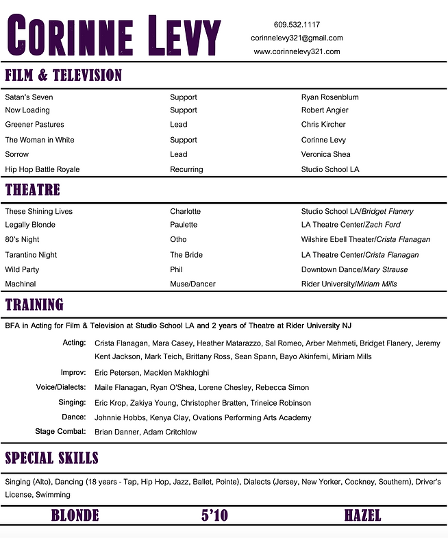 corinne levy resume.png