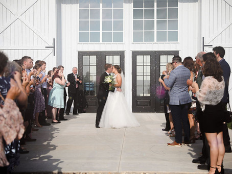 The Barn at Grace Hill Wedding Inspo from Bella Veil Real Bride