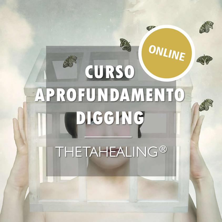 Curso Dig Deeper ThetaHealing® ONLINE
