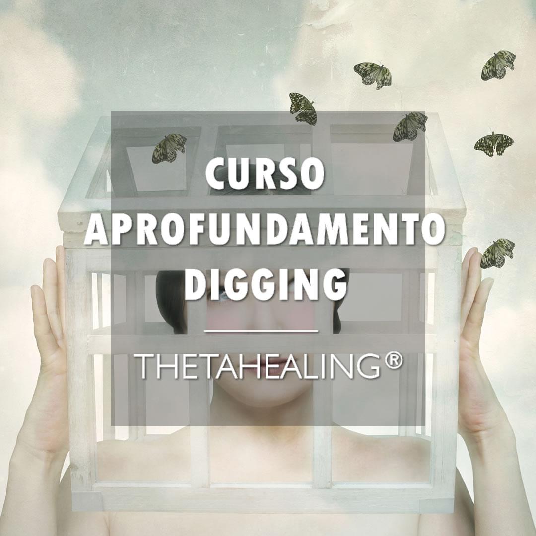 Curso Aprofundamento Digging ThetaHealing®
