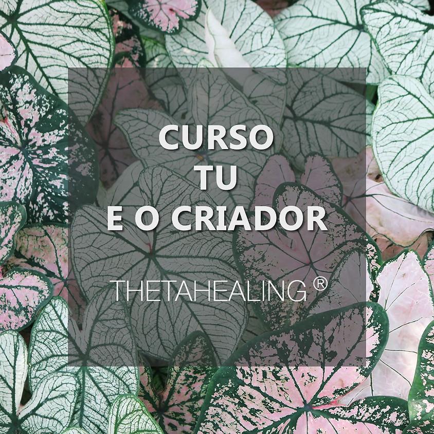 Curso Tu e o Criador ThetaHealing®