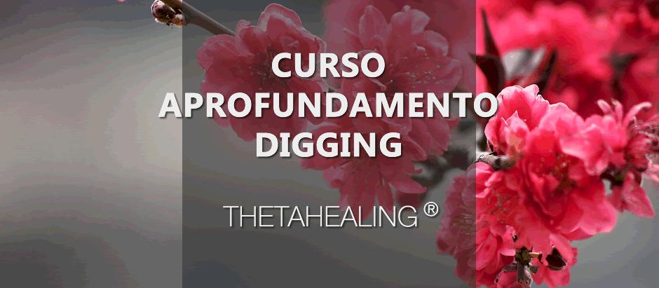 Curso Thetahealing Aprofundamento Digging