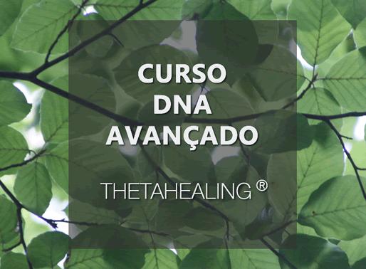 Curso Thetahealing DNA Avançado