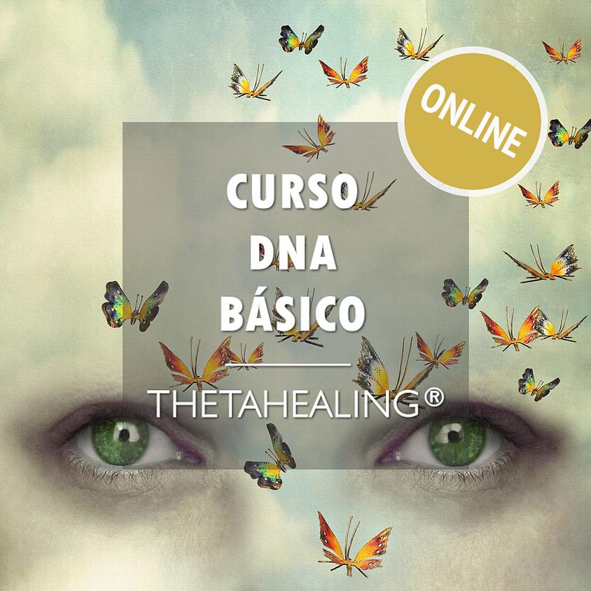 Curso ONLINE DNA Básico ThetaHealing®