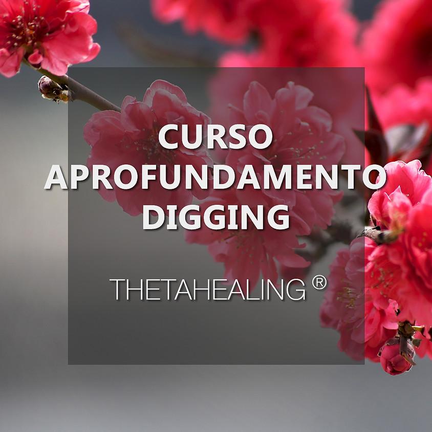 Curso Aprofundamento no Digging ThetaHealing®