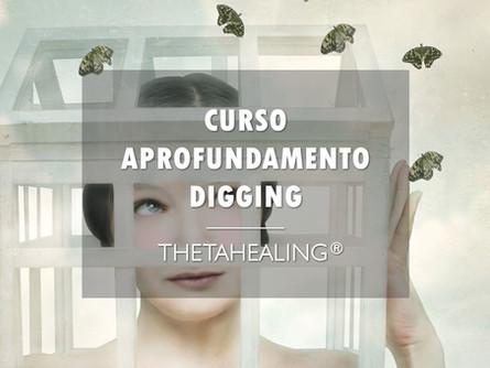 Curso Thetahealing® Aprofundamento Digging