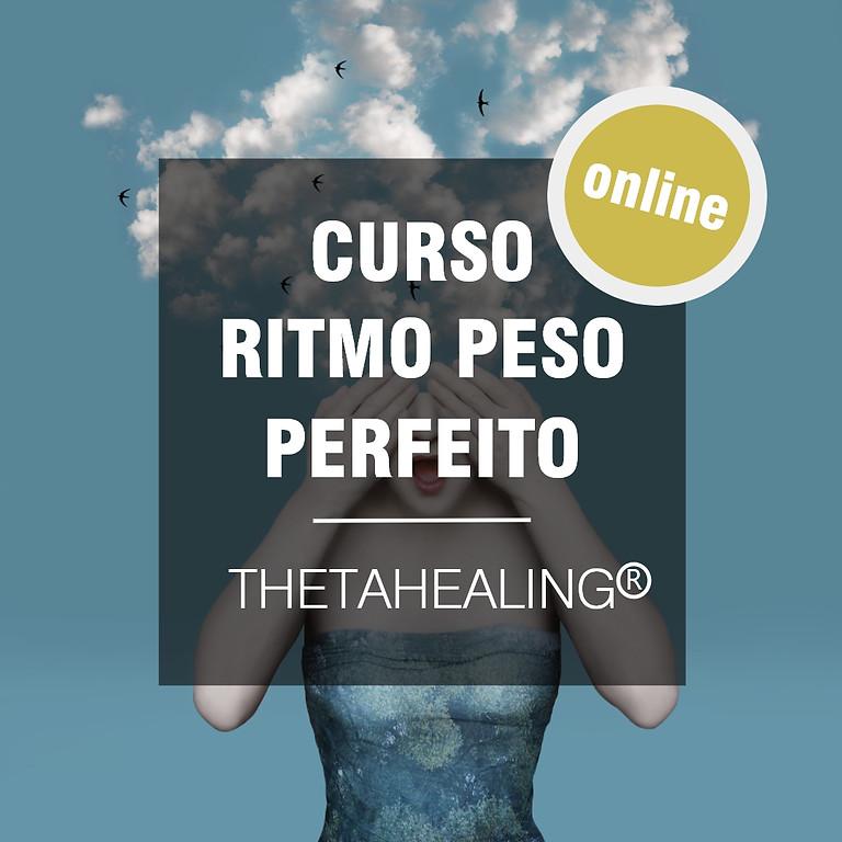 Ritmo para um Peso Perfeito ThetaHealing® ONLINE