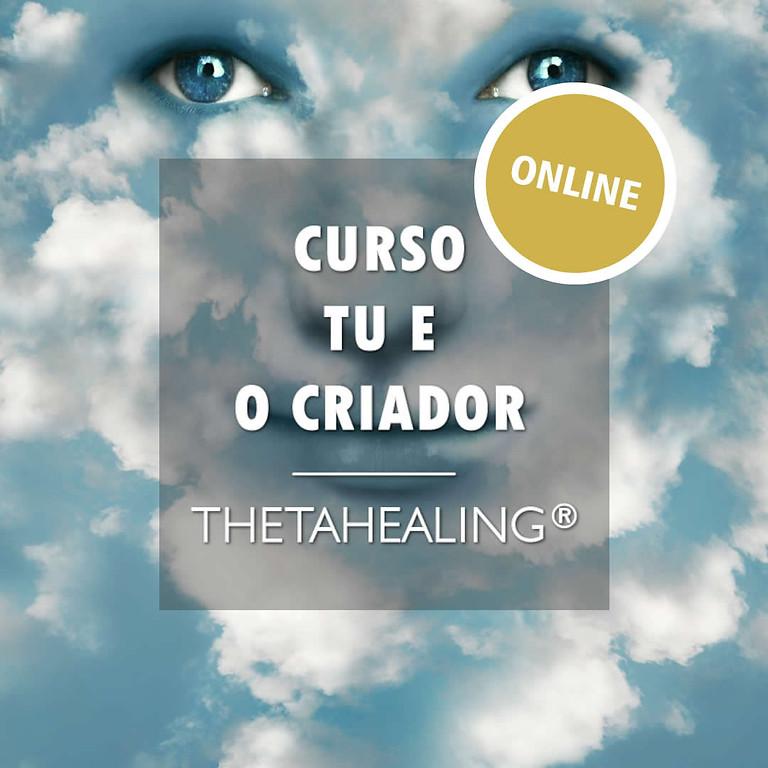 Tu e o Criador ThetaHealing® ONLINE