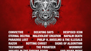 METALDAYS | ROTTING CHRIST, PHILIP H. ANSELMO & THE ILLEGALS, DESPISED ICON, WORMROT AND  WOLWES
