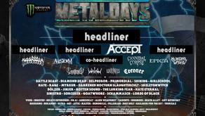 MetalDays 2018 line up announcement