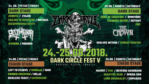 DARK CIRCLE FEST | THE BIGGEST EDITION OF THE DARKEST FESTIVAL