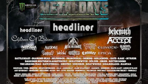 MetalDays 2018 | New bands announced