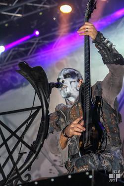 Behemoth, Metaldays 2015