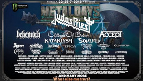 METALDAYS 2018 | LINE UP UPDATE
