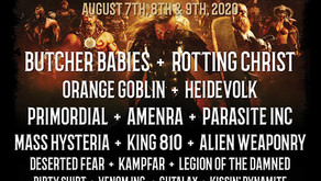 EUROPEAN METAL FESTIVAL ALLIANCE | LINE UP ANNOUNCEMENT