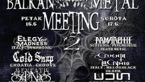 """Balkan Metal Meeting 2"" in Pula, Croatia"