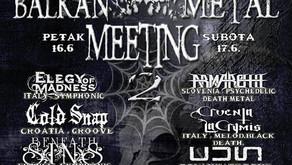 """""""Balkan Metal Meeting 2"""" in Pula, Croatia"""