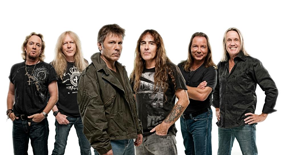 Iron Maiden Lineup