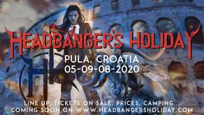 HEADBANGER'S HOLIDAY | METALDAYS & GOATHELL ARE JOINING FORCES