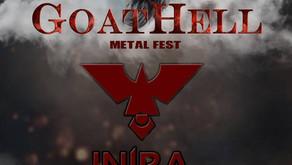 GOATHELL METAL FEST | NEW NAME ANNOUNCED | INIRA
