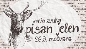 PISAN JELEN @ MOČVARA