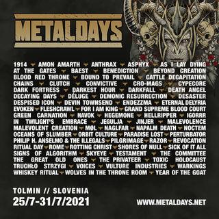 Metal days tolmin