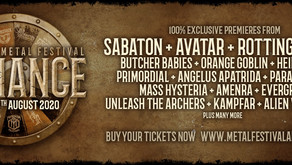EUROPEAN METAL FESTIVAL ALLIANCE 2020 | TICKETS, LINE UP & INFO