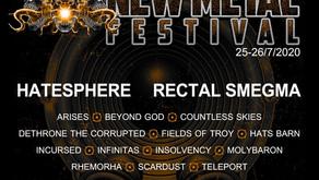 NEW METAL FESTIVAL 2020