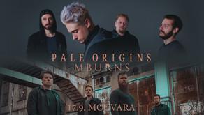 PALE ORIGINS & MBURNS IN MOČVARA, ZAGREB