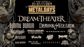 METALDAYS 2019 | NEW BANDS CONFIRMED | DREAM THEATER, GOD IS AN ASTRONAUT, INTERVALS, SKELETAL REMAI