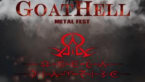 GOATHELL METAL FEST | NEW NAMES CONFIRMED | OMEGA DIATRIBE, M.O.R.T.H., IRON BASTARDS, NIKOLA'S
