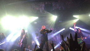 """Wintersun held the last show of their """"The Forest Seasons"""" tour"""