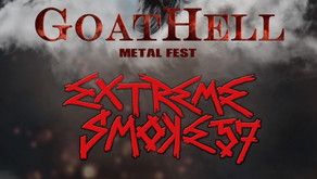 GOATHELL METAL FEST | EXTREME SMOKE 57 CONFIRMED