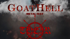 GOATHELL METAL FEST 2019 | NEW NAMES CONFIRMED | THEIR, STONETRIBE & APRIL WEEPS