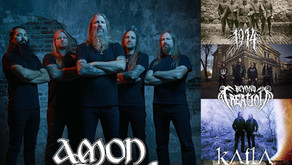 METALDAYS 2020 | NEW NAMES CONFIRMED | AMON AMARTH TO HEADLINE