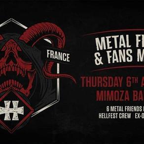 METAL FRIENDS & FANS MEETING | MIMOZA, PULA