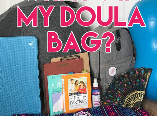 What's in My Doula Bag?