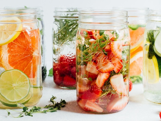 3 Fruit Infused Water Recipes to Satisfy Your Taste Buds
