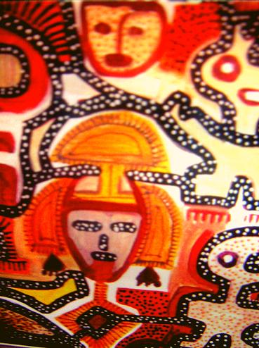 Artistas de Maputo  Maputo, Mozambique (1995)