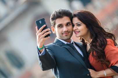 Selfie wala love