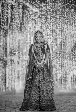 BNW bride