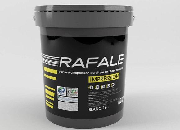 Impression Rafale 16l