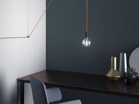Créez un luminaire où l'électricité n'arrive pas...