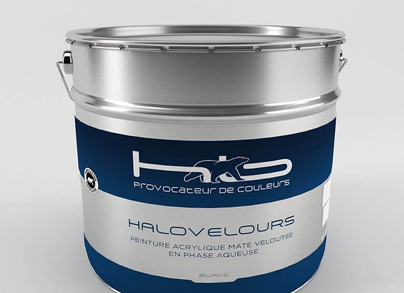 Finition Velours Halovelours