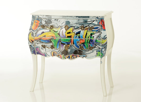 Commode Street Art