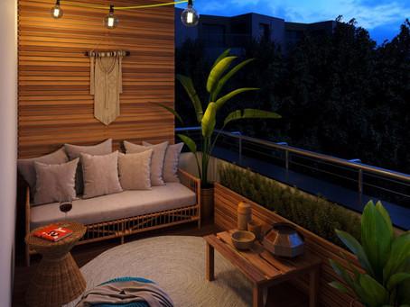 Eclairez vos terrasses et jardins