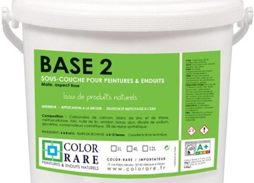 Sous-couche lisse Base 2