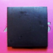 carré shungite adhésif pour ordinateur ou tablette