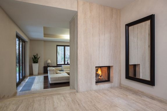 example-of-travertine-floor and walls