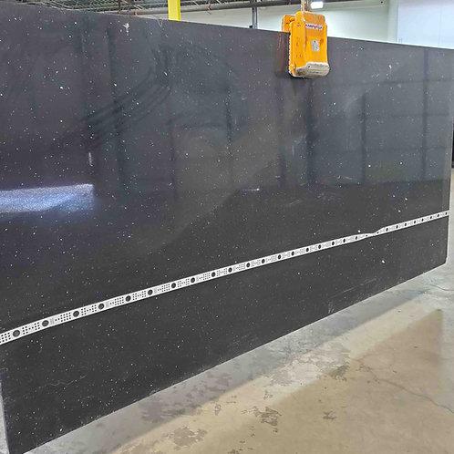 Sparkling Black Quartz